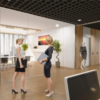 Office interior daos studio